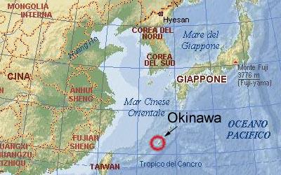 Cina E Giappone Cartina.Storia